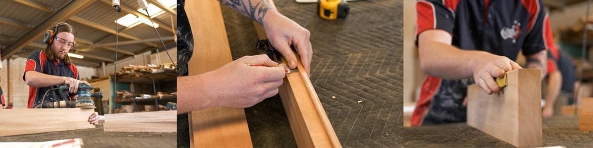 Handcrafted Timber Doors Windows